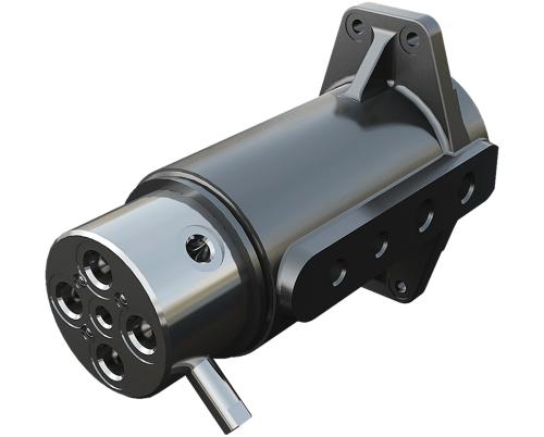 Distributori rotanti per Mini & Midi Escavatori Cingolati Cod.10119002