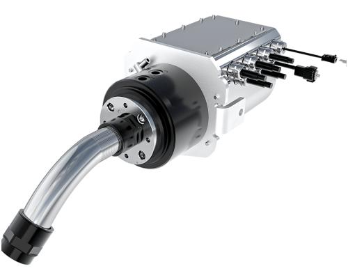 Distributori rotanti per Impianti per Vetro Cavo Cod.10219301