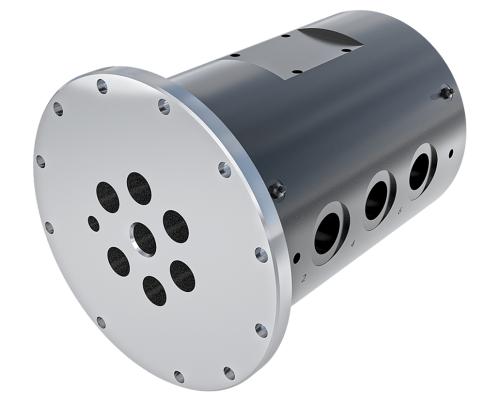 Distributori rotanti per TBM Macchine di Perforazione Tunnel (Talpe) Cod.10222602
