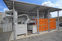 Impianto di climatizzazione centralizzato